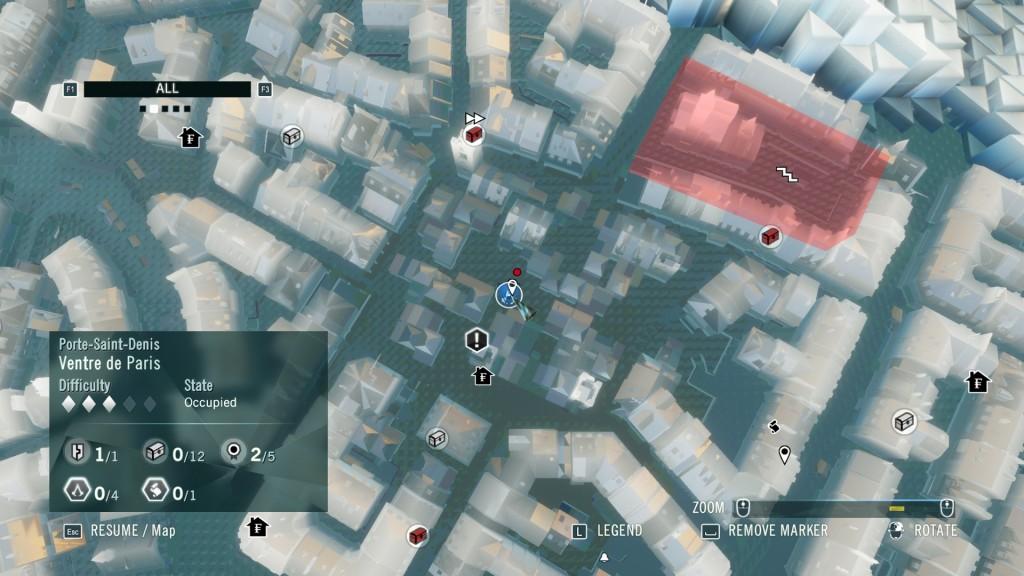 Jupiter 2nd Riddle Solution: Virgo Nostradamus Enigma Second Riddle Solution Map