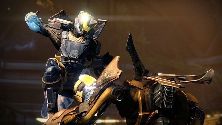 Prepare your character for destiny the dark below expansion