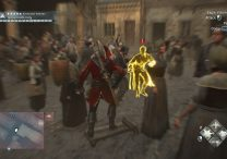 AC Unity Dead Kings Blind Justice Murder Mystery Find the Street Artist