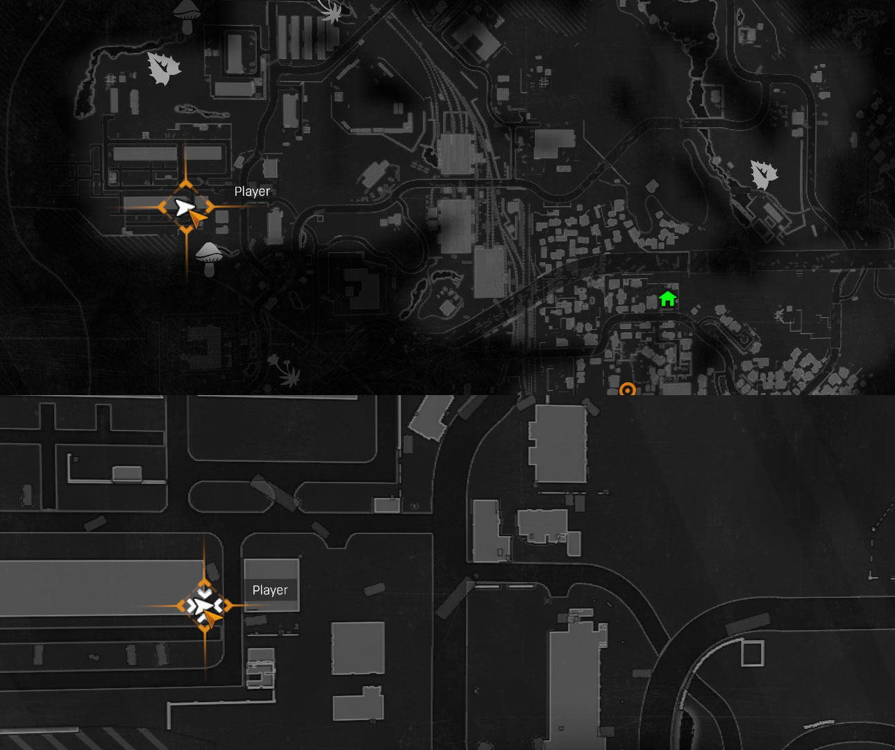 Dying Light Building 4 Flag Location