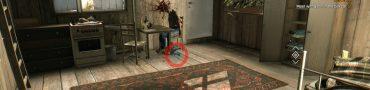 Dying Light secret Weapon German 9mm Pistol