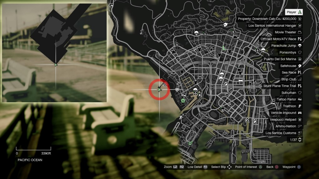 GTA V Del Perro Monkey Mosaics - Gosu Noob Gaming Guides
