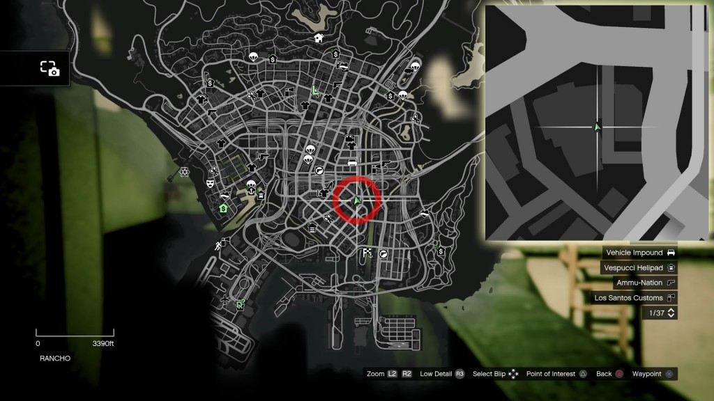 GTA V South Los Santos Monkey Mosaics - Gosu Noob Gaming ...