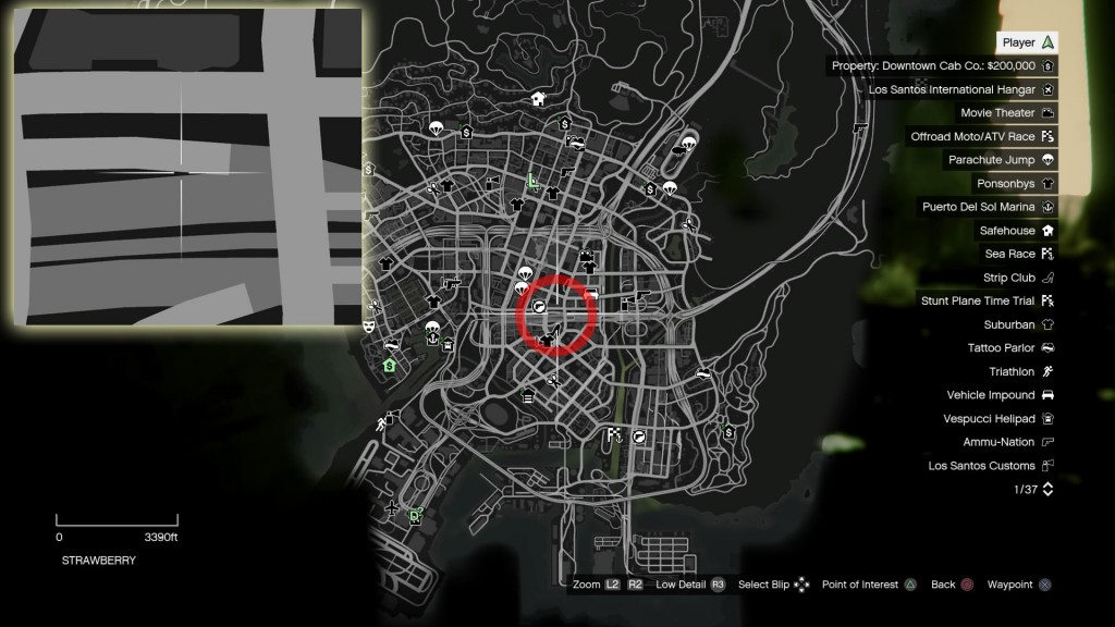 GTA V Strawberry Monkey Mosaics - Gosu Noob Gaming Guides
