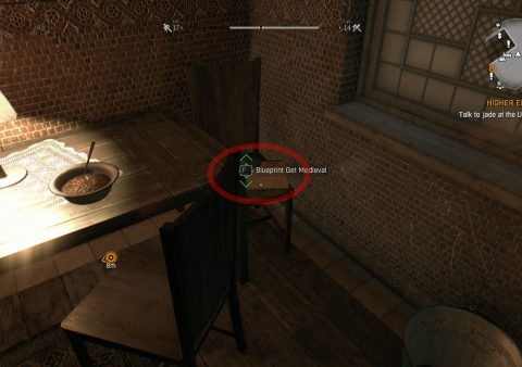Dying Light Get Medieval Blueprint