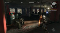 Dying Light Strobe Knight Blueprint Location