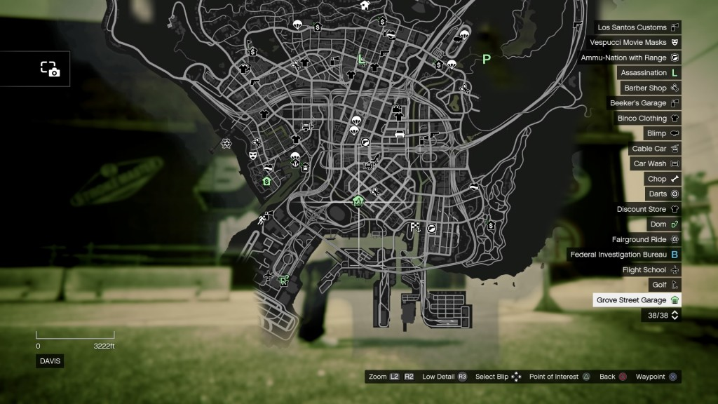 Gta San Andreas Car Locations