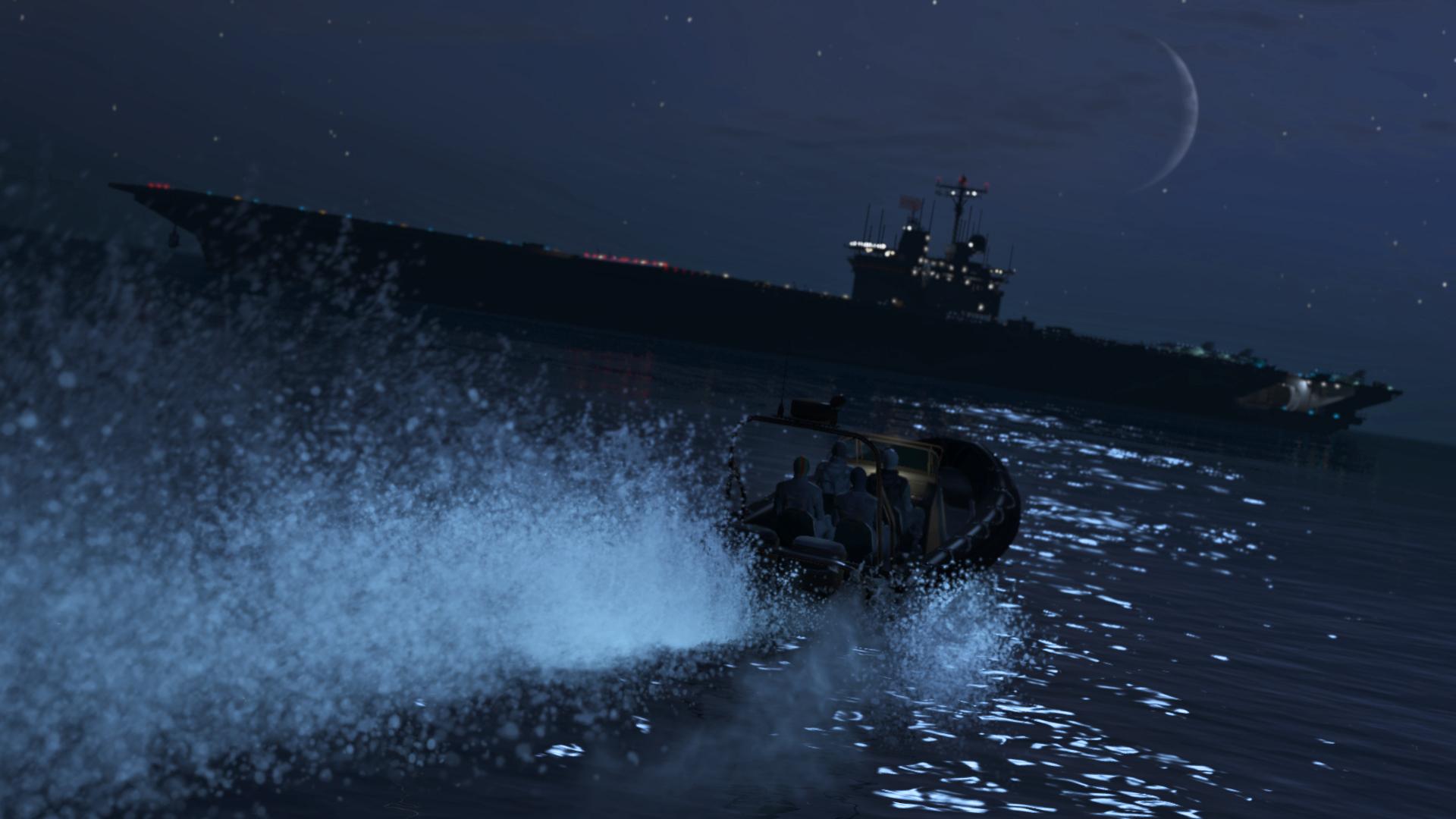 Grand Theft Auto Online Heists Release Date Confirmed