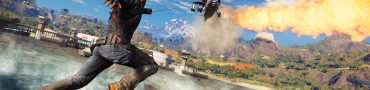 Just Cause 3 Teaser Trailer Released 9