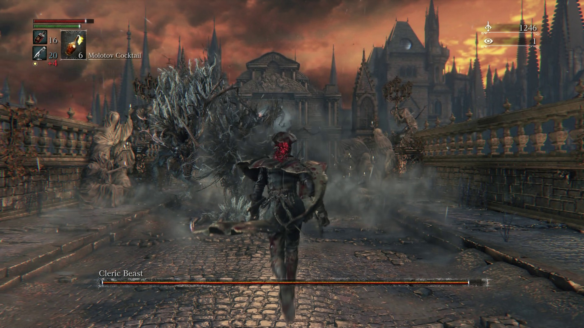 Bloodborne Bosses Locations How To Defeat Them Amp Rewards