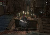 bloodborne memory altar