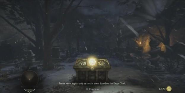 mortal kombat x krypt chest