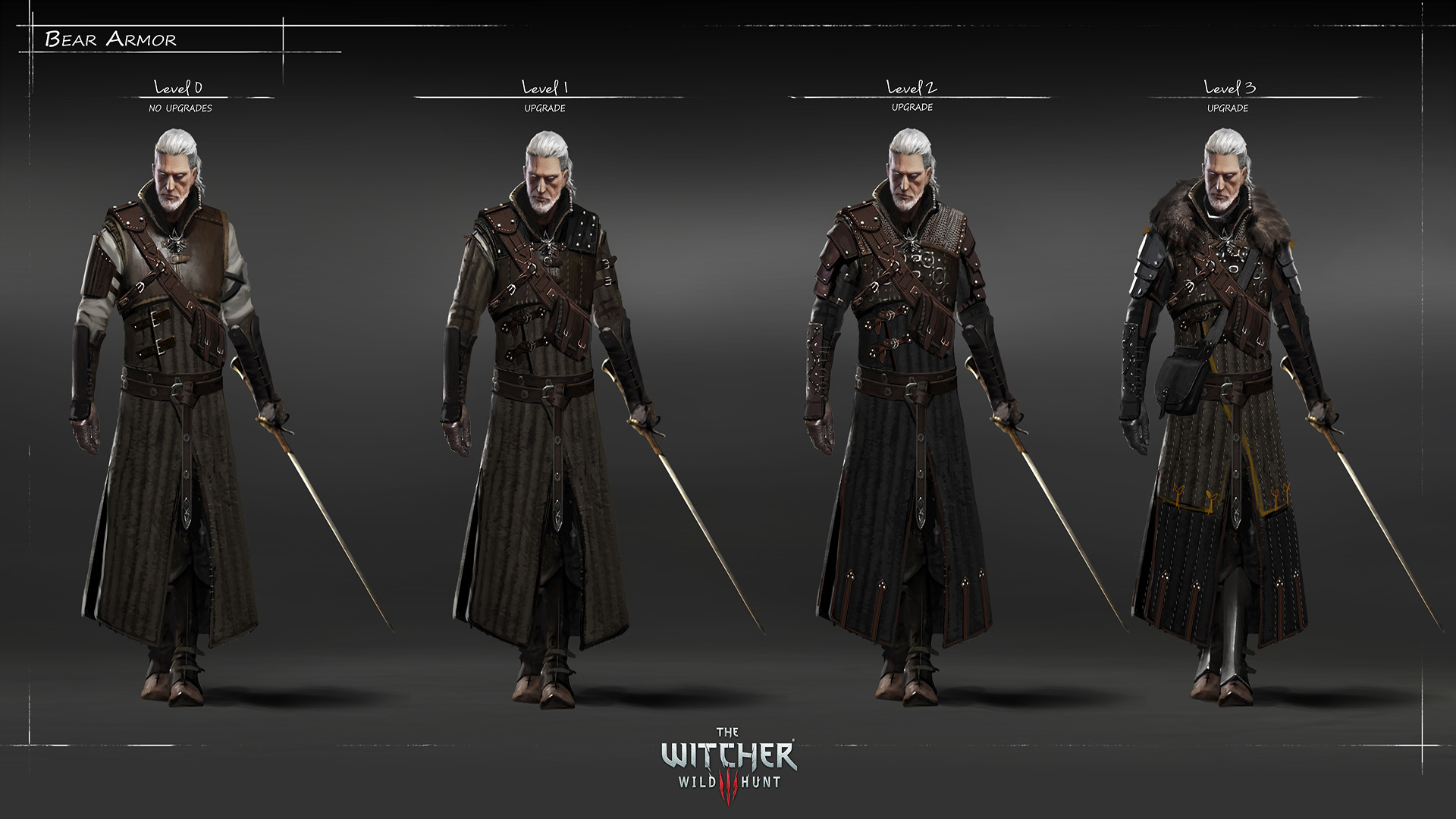 witcher-3-armor - Gosu Noob Gaming Guides - photo#5