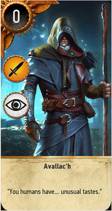 Avallac'h card