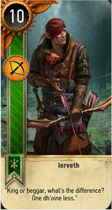 Iorveth card