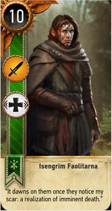 Isengrim Faolitarna card