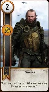 Sweers Card