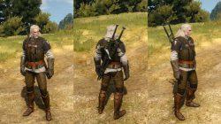 Witcher 3 Griffin School Armor