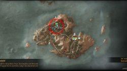 Witcher 3 Longclaw Diagram Location