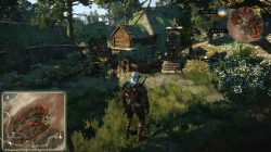 Witcher 3 Longclaw Relic Steel Sword Diagram Location