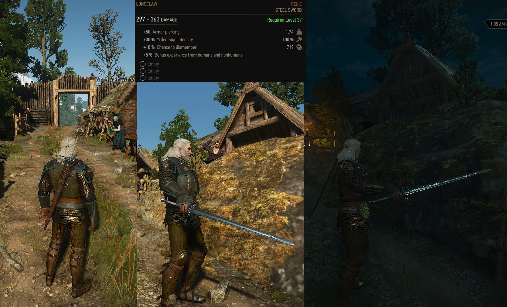Crafting A Silver Sword Witcher