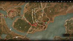 serpentine steel sword map