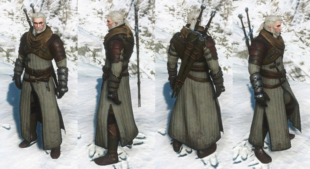How To Craft Kaer Morhen Armor