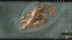 ursine crossbow map location