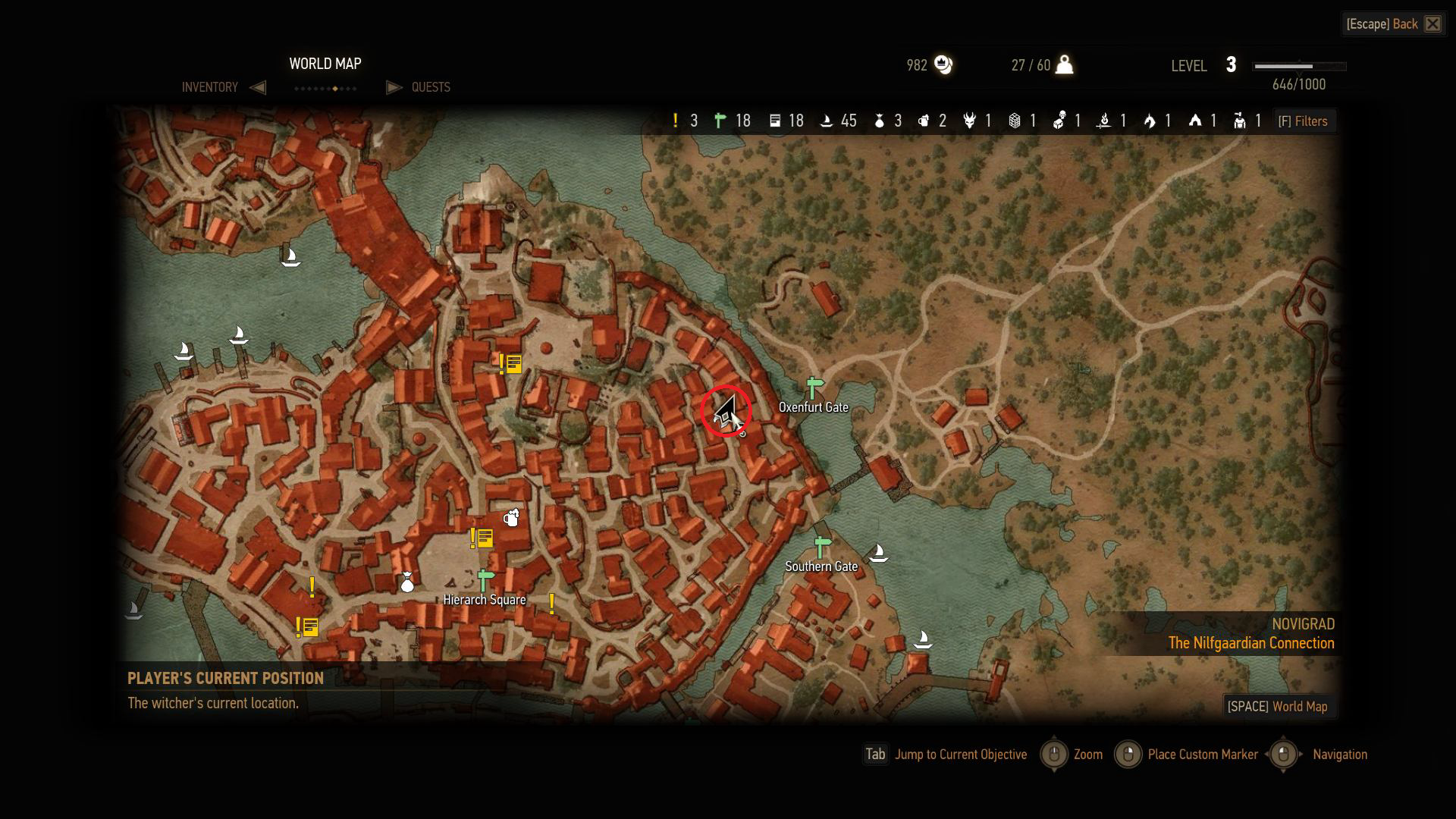 Witcher 3 Barber Locations Novigrad Hairstylegalleries Com