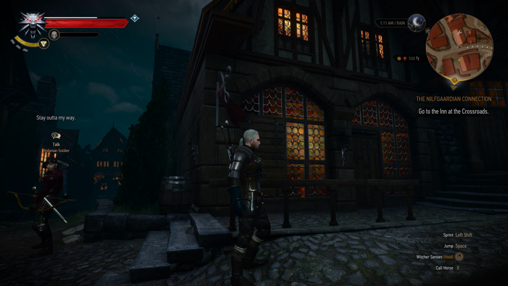 The Witcher 3 Barber Location newhairstylesformen2014.com