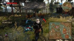 Witcher ouro 3 de sangue 1