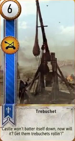 trebuchet card
