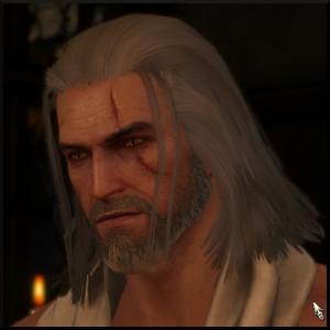 Geralt witcher 3