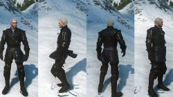 how to get the temerian armor set in witcher 3
