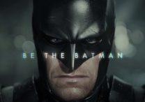 batman arkham knight be the batman trailer