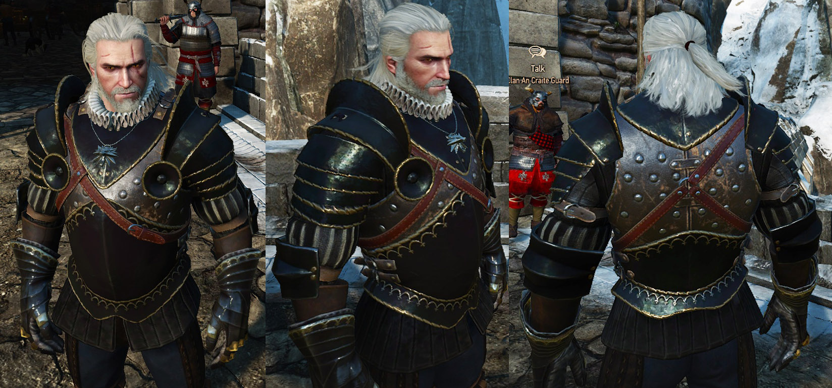 Witcher  How To Craft Armor