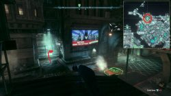Batman Arkham Knight Search Dr. Kirk Langstrom's Lab