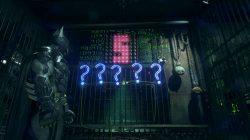 Riddlers Revenge Numeracy 101 Batman Arkham Knight