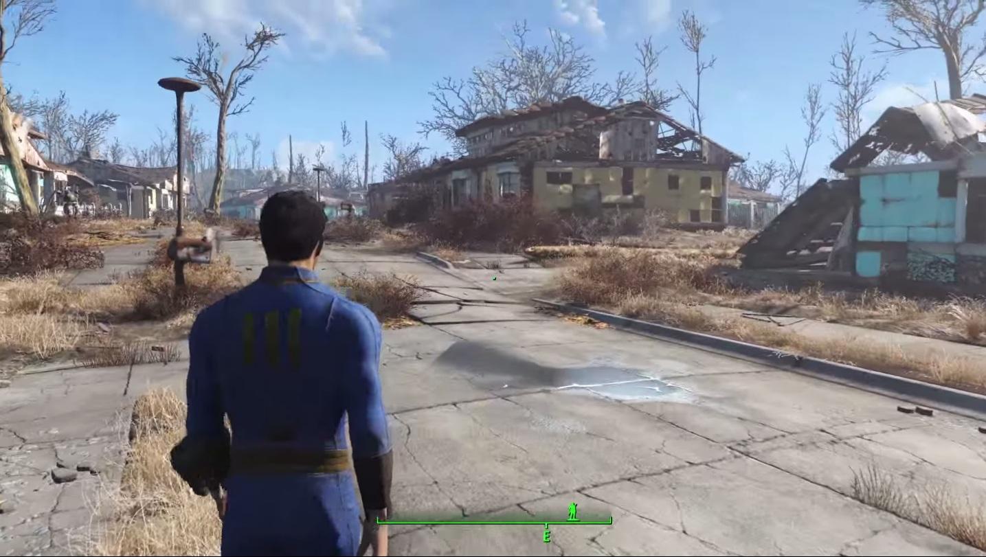Fallout 4 - zdjęcie