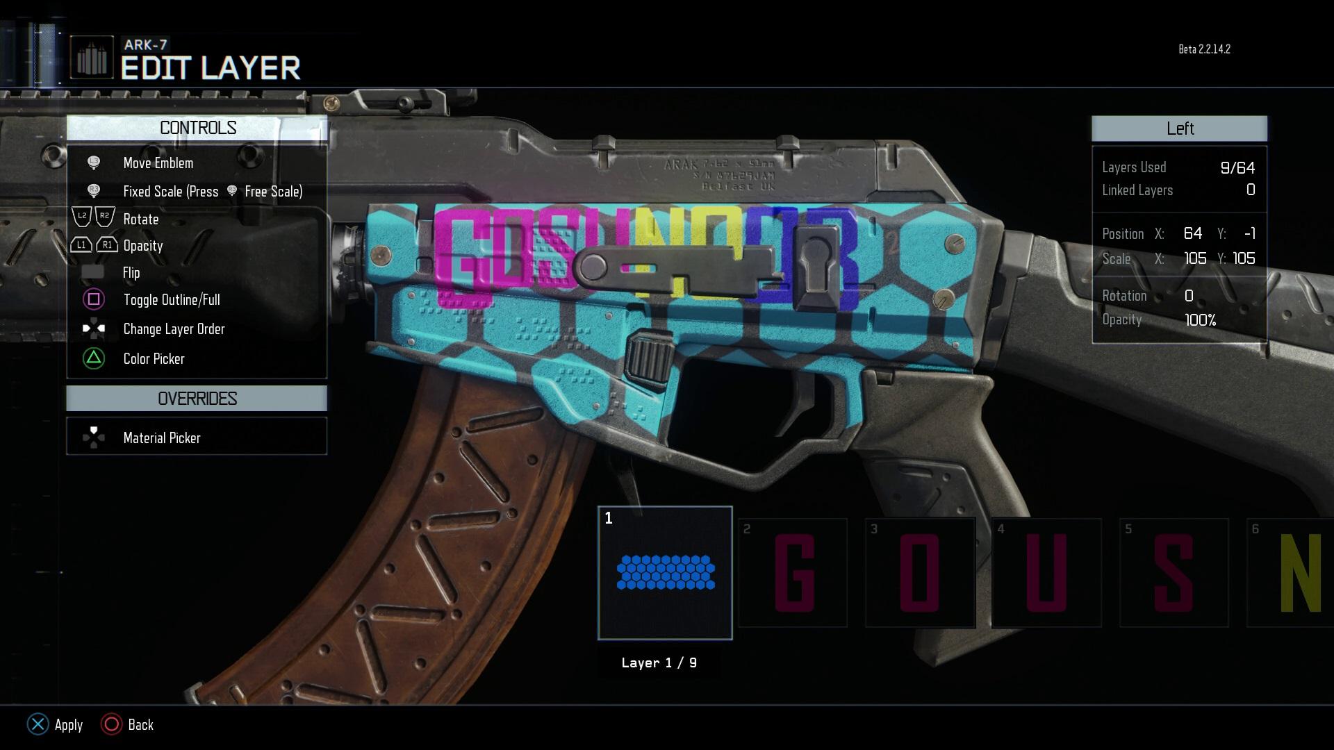 paintjob beta issue solution cod black ops