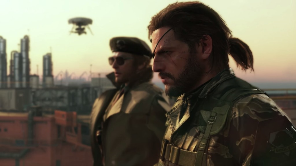 how to start a new game in mgs5