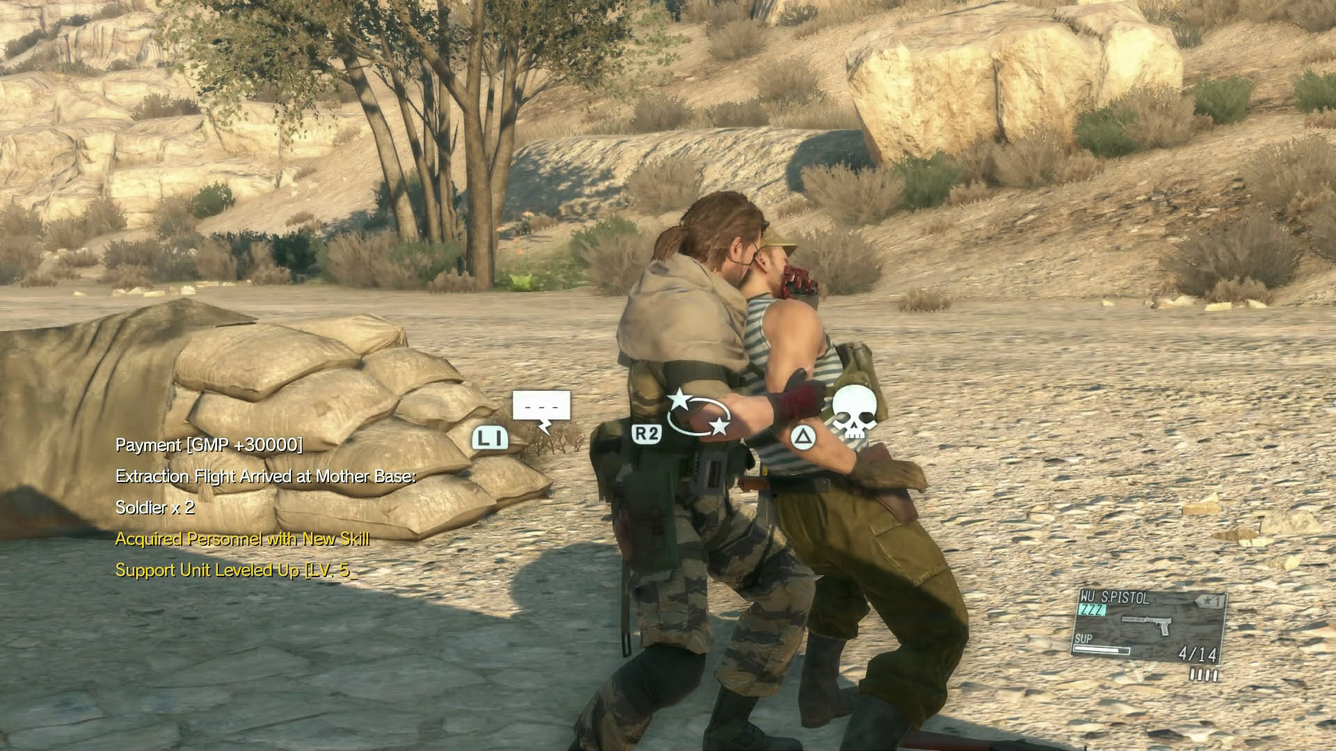 Interpreter Locations MGSV The Phantom Pain
