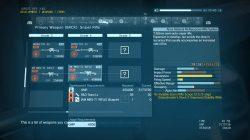mgsv tpp am mrs-71 rifle