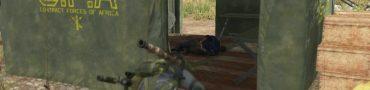 Metal Gear Solid 5 TPP Hunting Down Prisoner