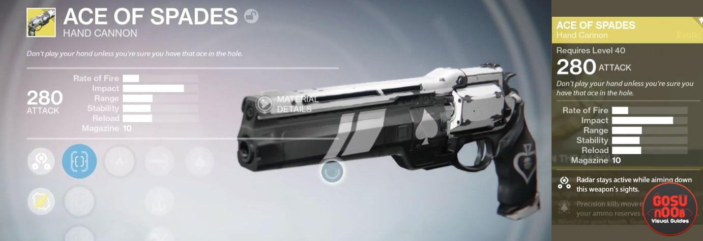 destiny ace of spades review destiny expansion