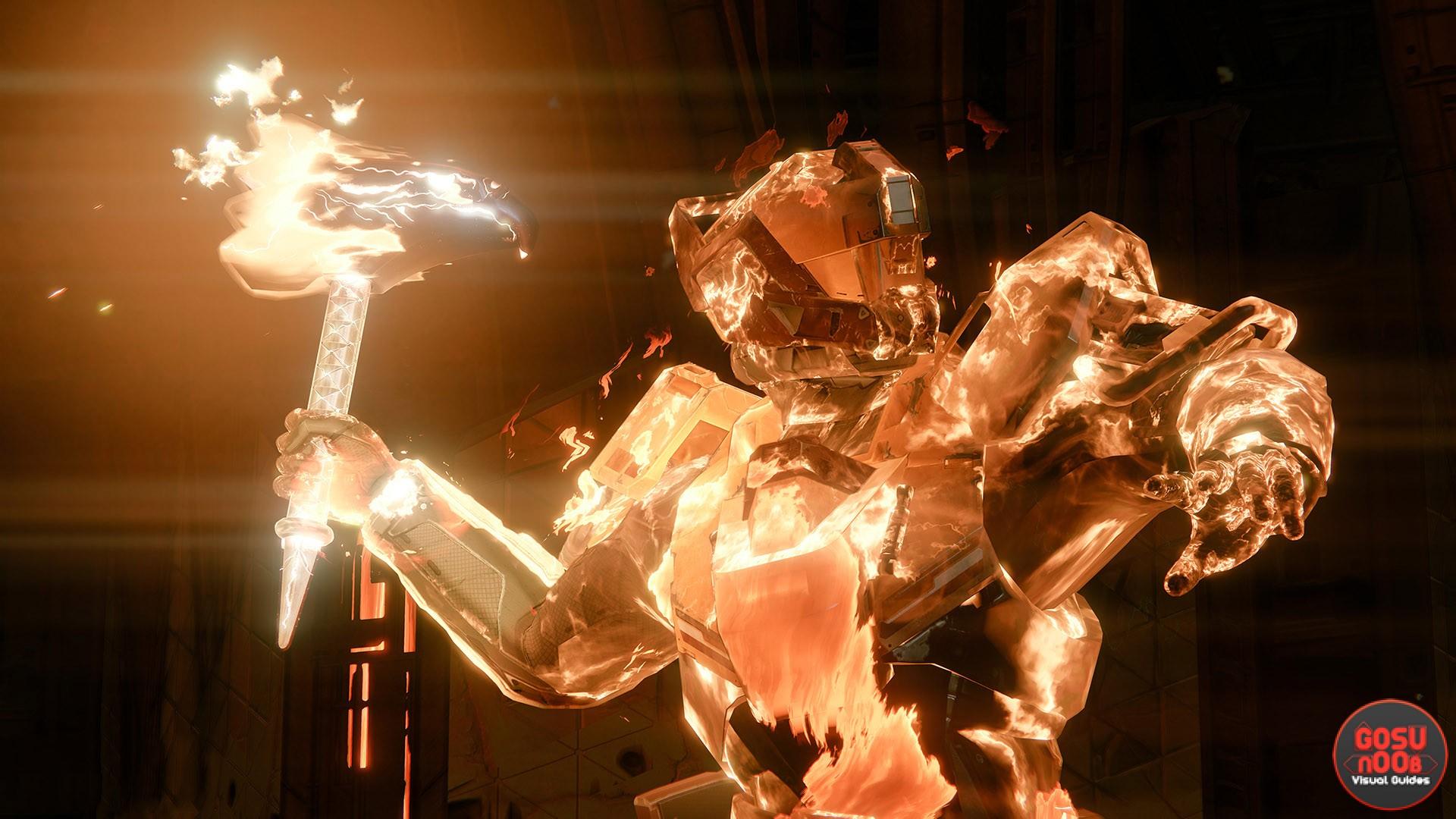 Destiny The Taken King Wallpaper: How To Unlock Sunbreaker