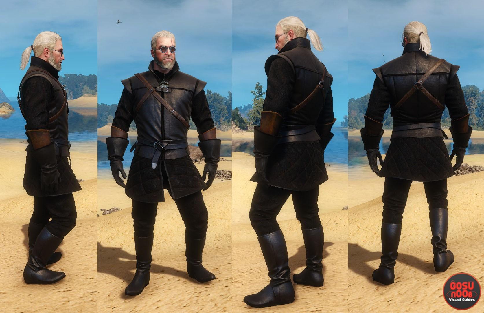 Where in Witcher3: BW secret secret uniforms are hidden 29