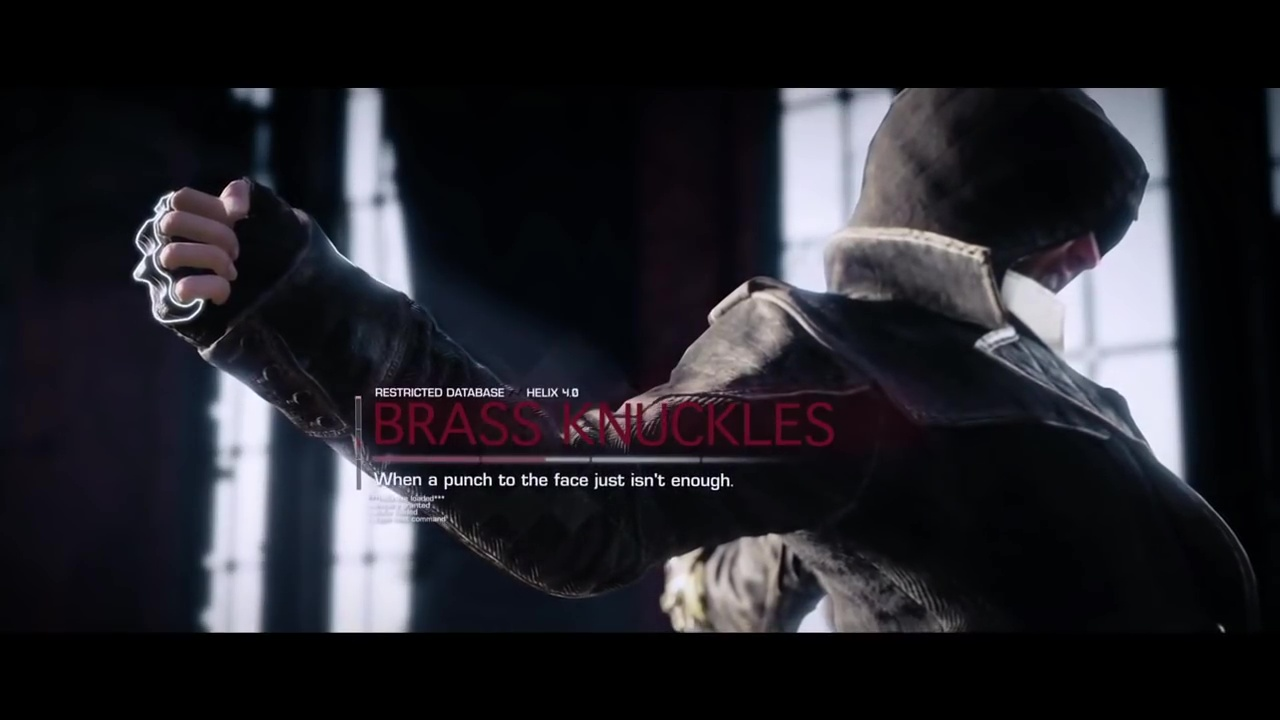 Knuckles Guide Ac Syndicate