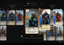 hearts of stone new gwent cards list