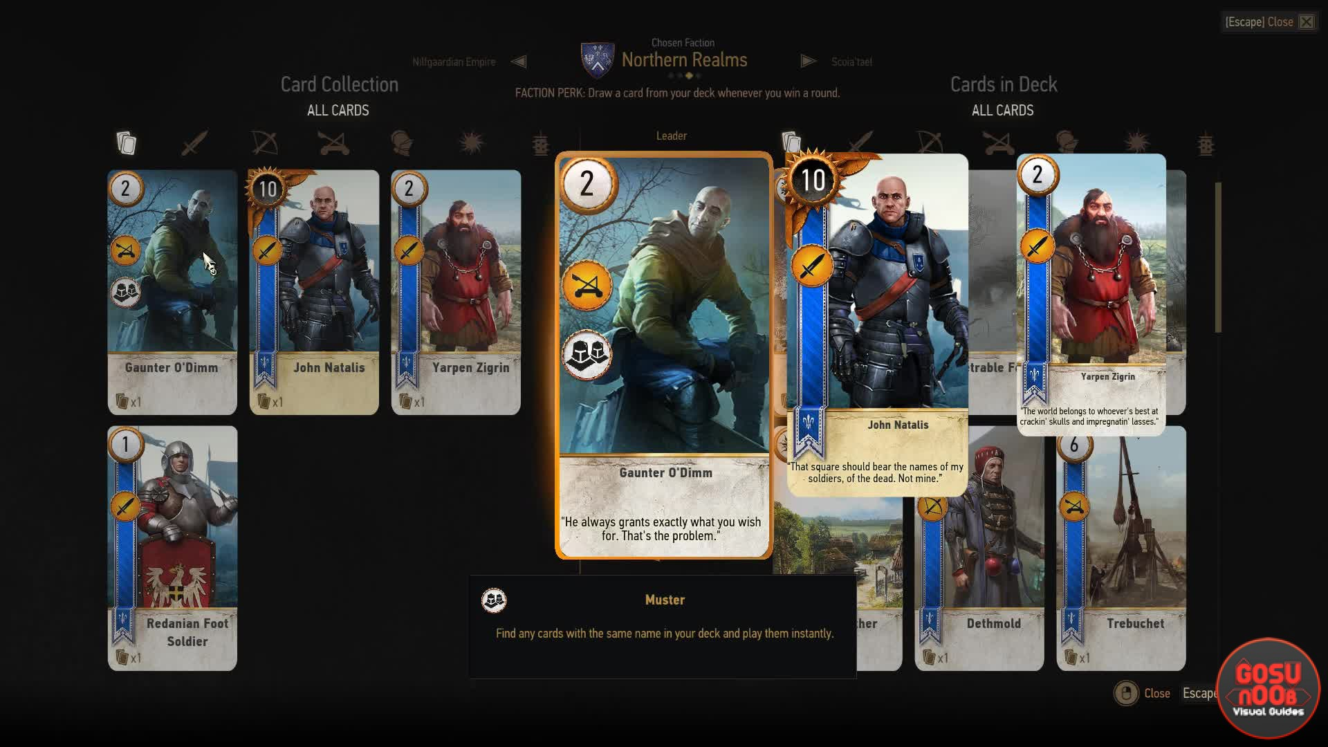 Gwent card locations the witcher 3 - Gwent Card Locations The Witcher 3 56